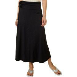 Reel Legends Womens Keep It Cool Debossed Convertible Skirt