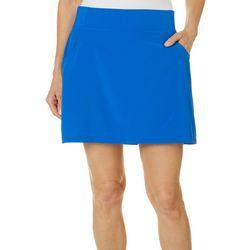 Reel Legends Womens Adventure Solid Skirt