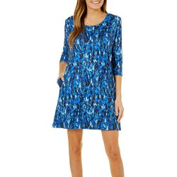 Reel Legends Womens Keep It Cool Wing Fling Dress