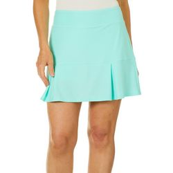 Reel Legends Womens Keep It Cool Solid Skort