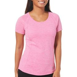 Reel Legends Womens Freeline Heathered Top