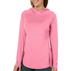 Reel Legends Womens Freeline Textured Pullover Top