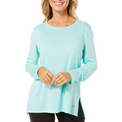 Reel Legends Womens Elite Comfort Caged Back Top