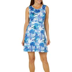 Reel Legends Womens Keep It Cool Tropical Dreams Sundress