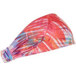 Reel Legends Womens Keep It Cool Airy Palms Headband