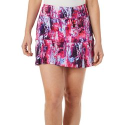 Reel Legends Womens Keep It Cool Flash Flood Skort