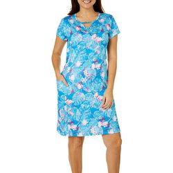 Reel Legends Womens Freeline Tropical Vibrations Dress