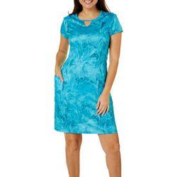 Reel Legends Womens Freeline Marble Splash Dress
