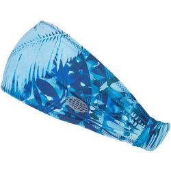 Reel Legends Womens Keep It Cool Palm Print Headband