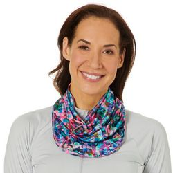 Reel Legends Womens Keep It Cool Triangular Neck Shield
