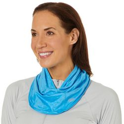 Reel Legends Womens Keep It Cool Mermaid Scales Neck Shield