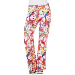 Reel Legends Womens Keep It Cool Fantasy Floral Pants