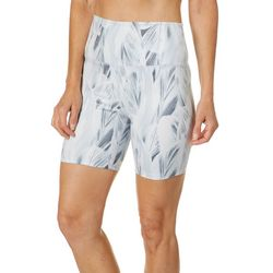 Reel Legends Womens Elite Comfort Sketched Leaves Shorts