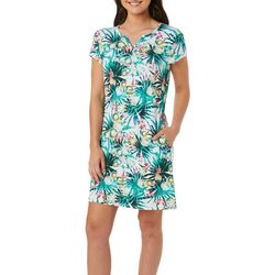 Reel Legends Womens Keep It Cool Garden Jungle Dress