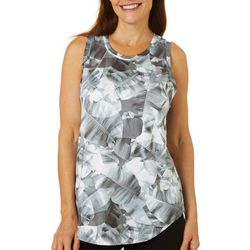 Reel Legends Womens Elite Comfort X-Ray Palms Tank Top