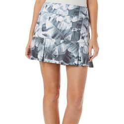 Reel Legends Womens Keep It Cool X-Ray Palms Skort