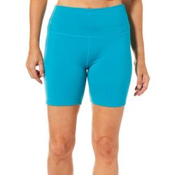 Reel Legends Womens Keep It Cool Solid Boat Shorts