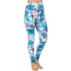 Reel Legends Womens Keep It Cool X-Ray Palm Leggings
