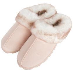 Womens Faux Fur Slippers