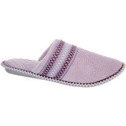 Muk Luks Womens Cathy Clog Slippers