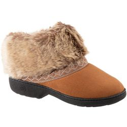Isotoner Womens Comfort Suede Boots