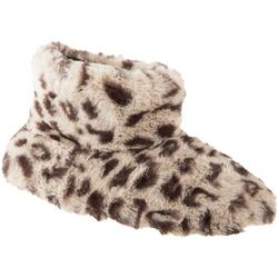 Isotoner Womens Elise Bootie Slippers