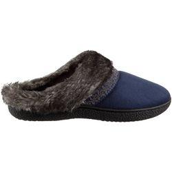 Isotoner Womens Basil Hoodback Clog Slippers