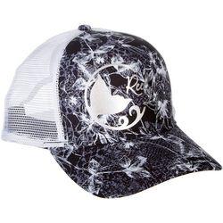 Reel Legends Womens  Tail Trucker Hat