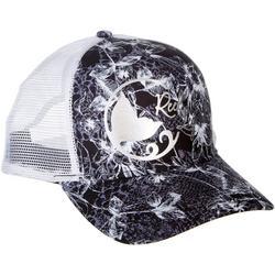 Womens  Tail Trucker Hat