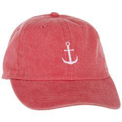 Paramount Apparel Anchor Embroidered Cap