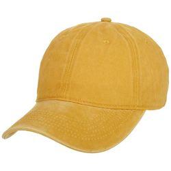 Madd Hatter Unisex Solid Adjustable Cap