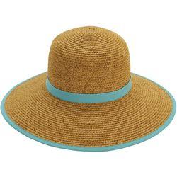 Sun N' Sand Womens Trim Sun Hat
