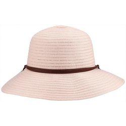 CTR Womens Summit Breeze Crushable Straw Sun Hat