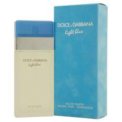 D & G Light Blue Womens Eau De Toilette 3.3 oz.