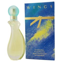 Wings Womens Eau De Toilette Spray 3 oz.
