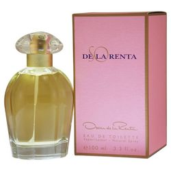 So De La Renta Womens Eau De Toilette 3.3 oz.