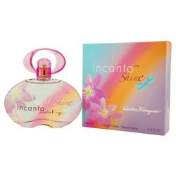 Incanto Shine Womens Eau De Toilette Spray 3.4