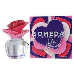 Someday by Justin Bieber Eau De Parfum 3.4 oz.