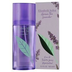 Green Tea Lavender Womens Eau De Toilette 3.4 oz.