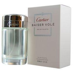 Cartier Baiser Vole Womens Eau De Toilette 3.4 oz.
