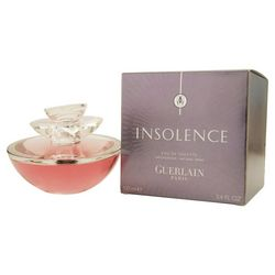 Insolence Womens Eau De Toilette Spray 3.4 oz.
