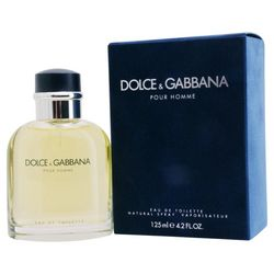 Dolce & Gabbana Mens Eau De Toilette Spray 4.2 oz.