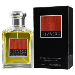 Tuscany Mens Eau De Toilette Spray 3.4 oz. by Aramis