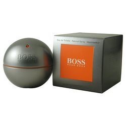 Hugo Boss Boss In Motion Mens Eau De Toilette Spray 3 oz.