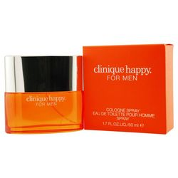 Clinique Happy Mens Cologne Spray 1.7 oz.