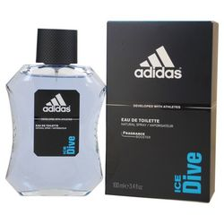 Adidas Ice Dive Mens Eau De Toilette Spray 3.4 oz.