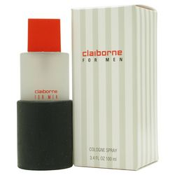 Claiborne Mens Cologne Spray 3.4 oz.