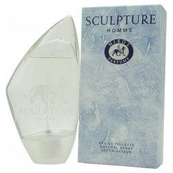 Sculpture Mens Eau De Toilette Spray 3.4 oz.
