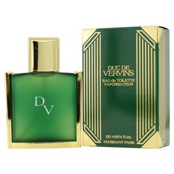 Duc De Vervins Mens Eau De Toilette Spray 4 oz.
