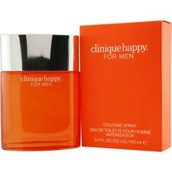 Clinique Mens Happy Cologne Spray 3.4 Oz